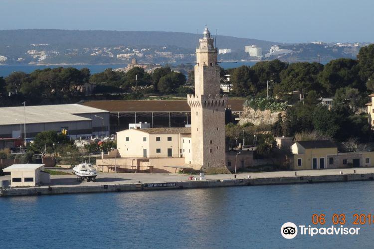 Porto Pí Lighthouse (Faro de Portopí)3