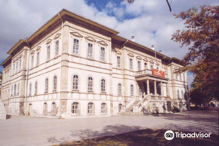 Ataturk Kongre ve Etnografya Muzesi3
