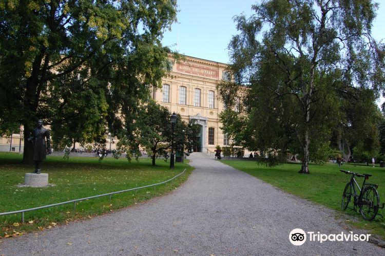 스웨덴 왕립 도서관4