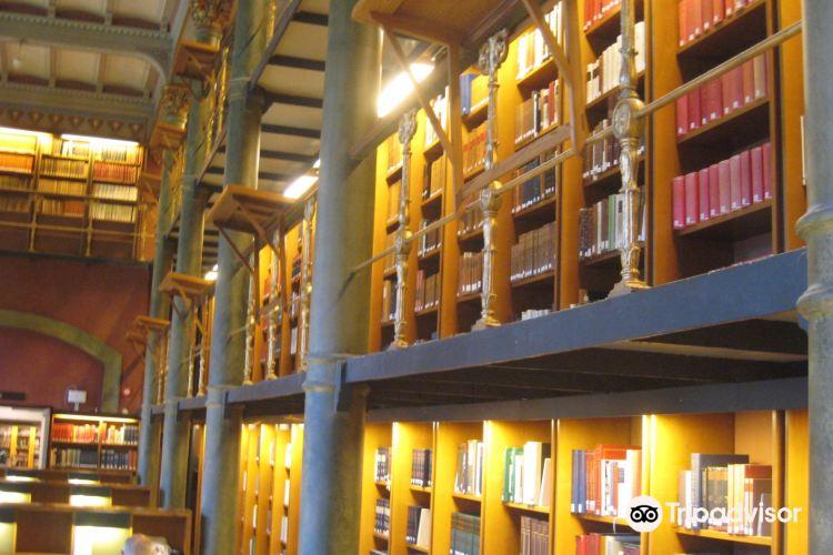 스웨덴 왕립 도서관