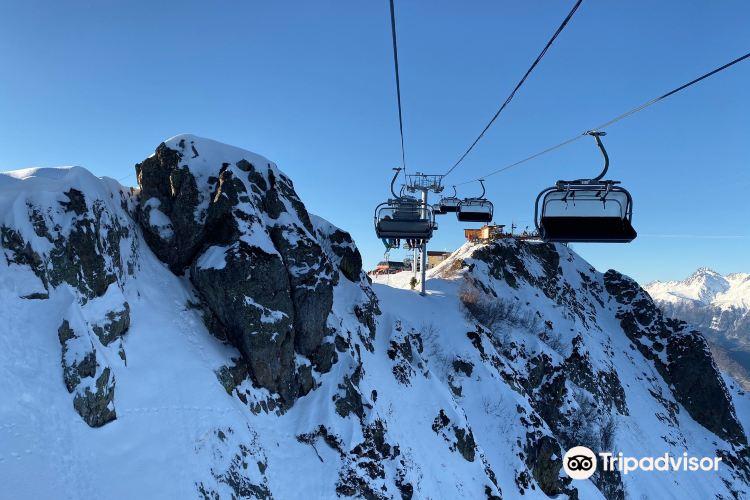 旋轉木馬滑雪場2