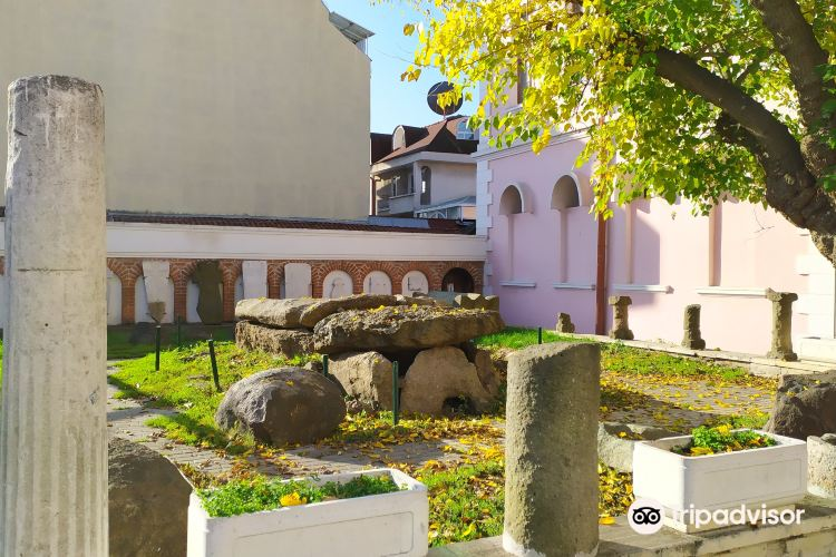 The Burgas Archeological Museum2