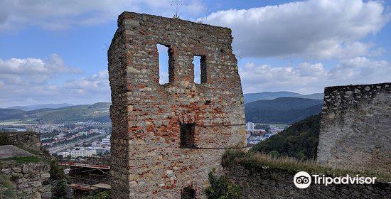 Trencin Castle3