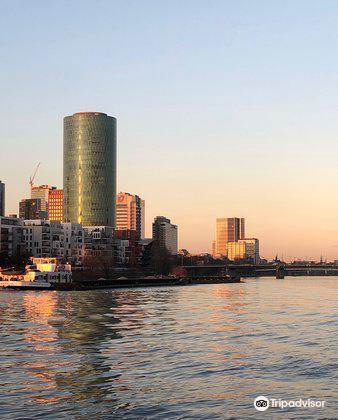 Westhafen Tower3