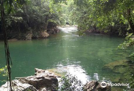 Canon del Rio Claro