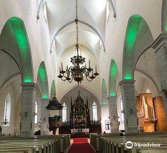 Jaan Seegi Church