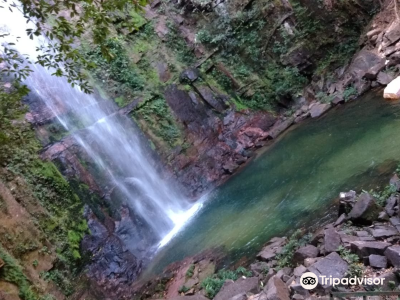 Cachoeira Pe da Serra