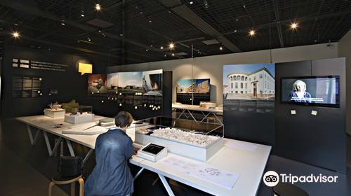 Museum of Finnish Architecture (Arkkitehtuurimuseo)3