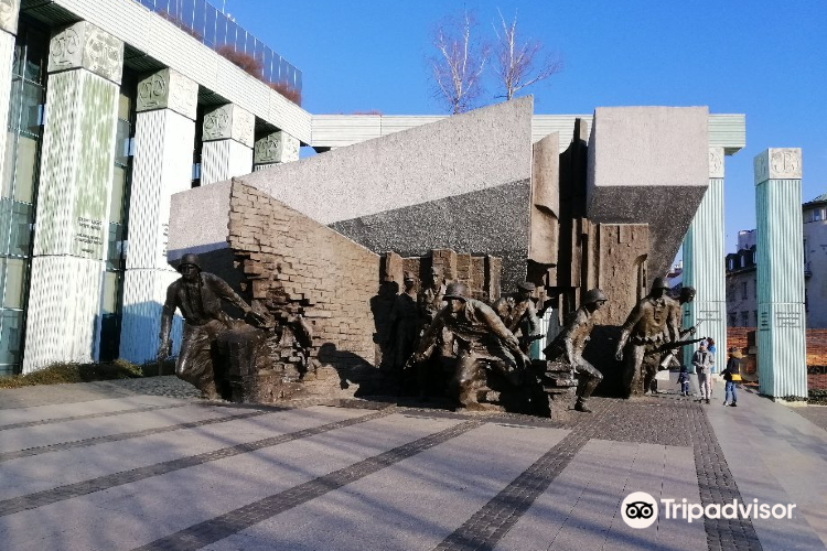 Monument of the Warsaw Uprising1