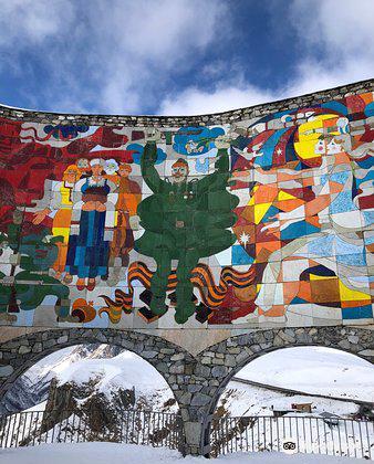 俄格友誼紀念碑觀景台2