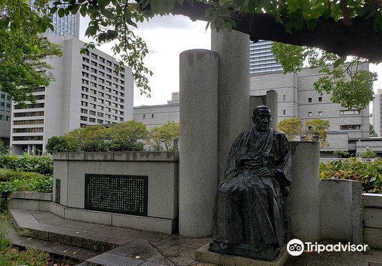 Statue of Mr. Hayashi Ichizo1