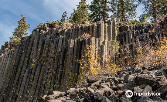 Devil's Postpile National Monument4