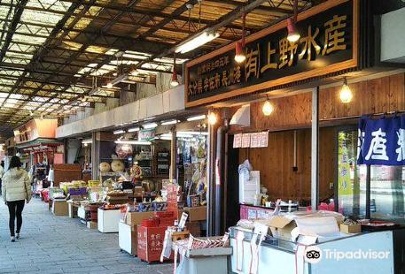 Usa Shrine Omotesando Shopping District