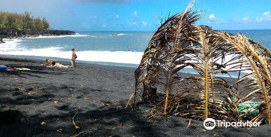 Kehena Black Sand Beach1