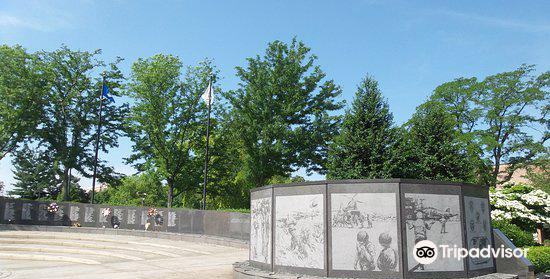 Philadelphia Vietnam Veterans Memorial4