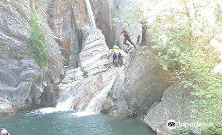 Hautes Alpes Canyoning Aquaticale
