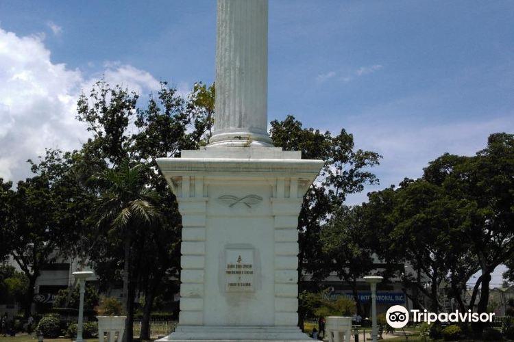 Miguel Lopez Legazpi Monument1