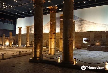加濟安泰普馬賽克博物館