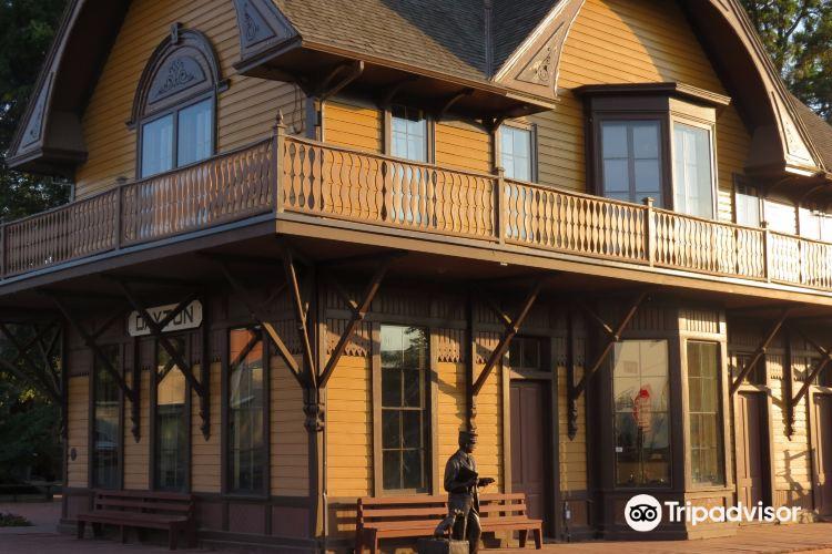 Dayton Historical Depot Museum2