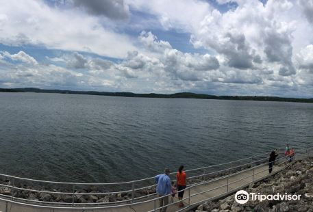 Table Rock Lake in Kimberling City