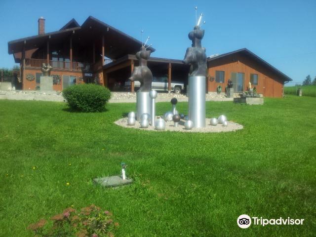 Geert Maas Sculpture Gardens Gallery and Studio
