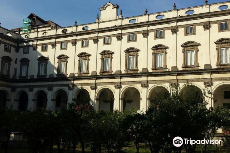 Chiesa e Pinacoteca dei Girolamini3