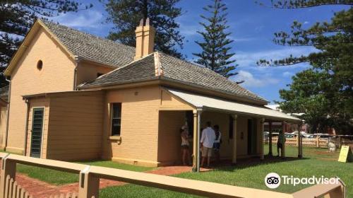 Port Macquarie Historic Court House