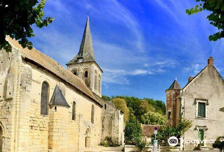 Eglise Notre-Dame a La Celle-Guenand