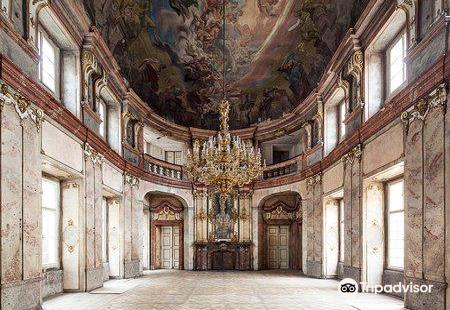 Colloredo-Mansfeldský Palac / Galerie hlavniho mesta Prahy