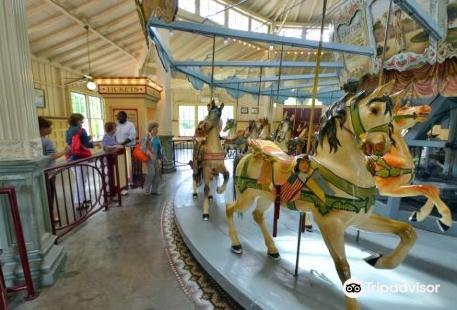 The Dentzel Carousel