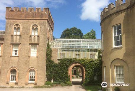 Ugbrooke House and Gardens Nr Chudleigh Devon