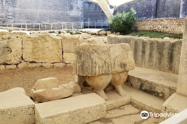 ハル・サフリエニの地下墳墓1