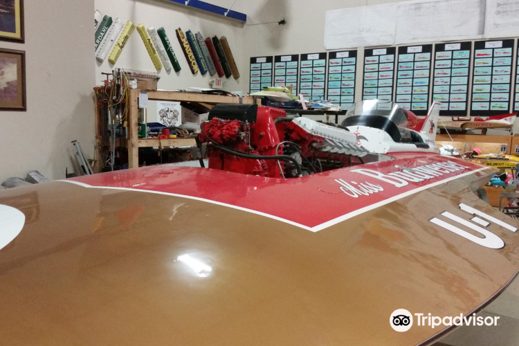 Hydroplane and Raceboat Museum2