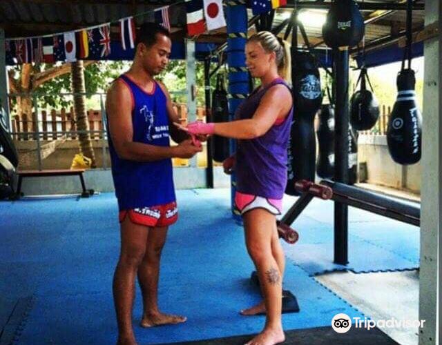 Suan Son Muay Thai Gym & Fitness Center1
