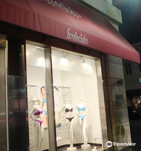 Frederick's of Hollywood Lingerie Museum2