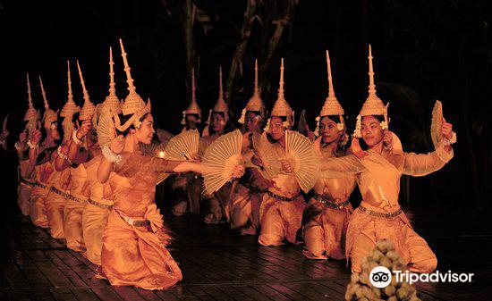 The Sacred Dancers of Angkor4