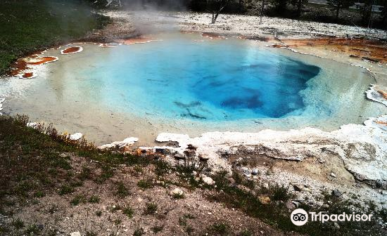 顏料鍋噴泉