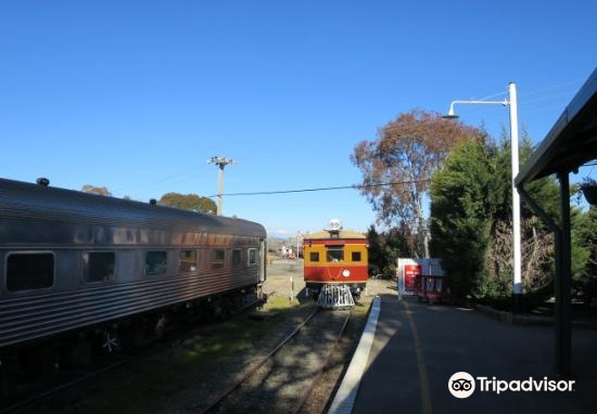 Canberra Railway Museum3