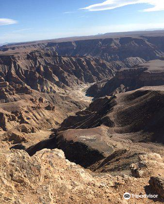 Fish River Canyon Nationalpark1