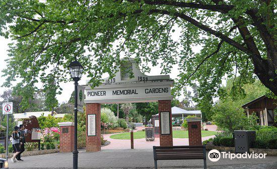 Pioneer Memorial Gardens2