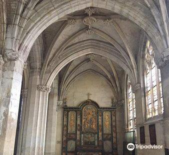 Eglise Saint-Gervais Saint-Protais Gisors