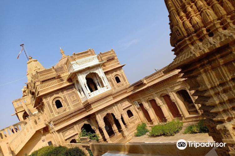 Rikhabdev神廟1