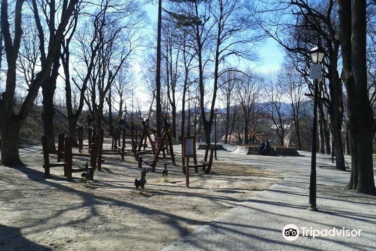 Jan III Sobieski Park2