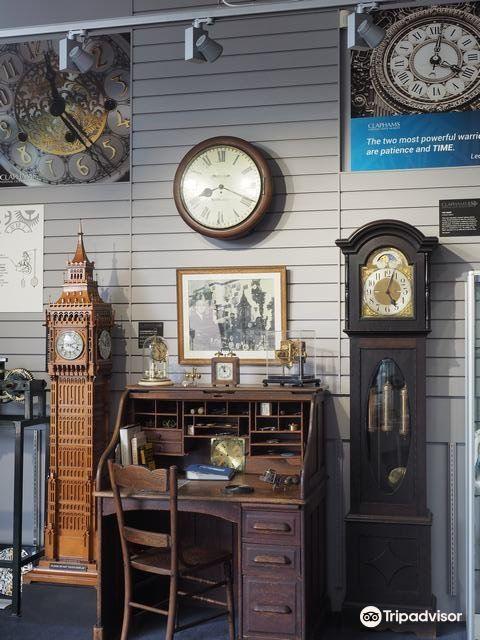 Claphams Clocks - The National Clock Museum