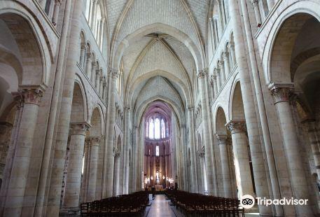 勒芒大教堂巨石