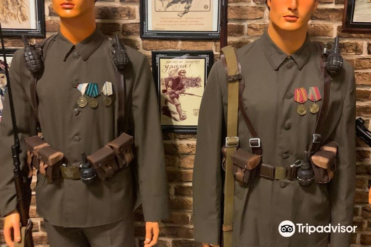 The Robert Taylor Museum Of Worldwide Arms3