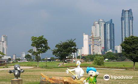 태화강 십리대밭