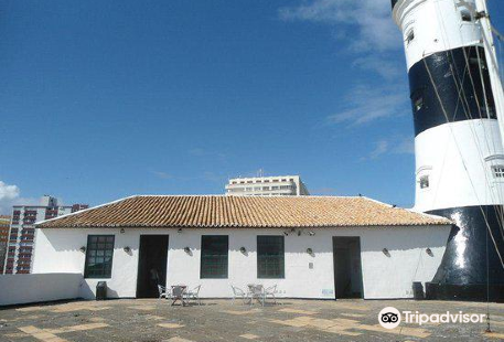 Forte de Santo Antônio da Barra - Farol da Barra
