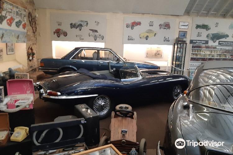 Moray Motor Museum2