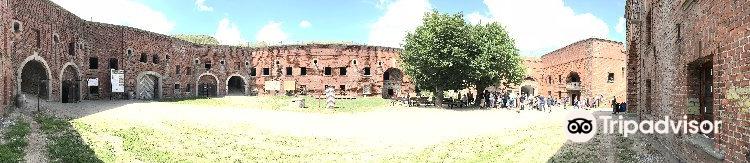 Srebrna Gora Fortress2